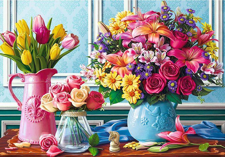 Sevdiklerinize Bir Çiçek Hediye Edin