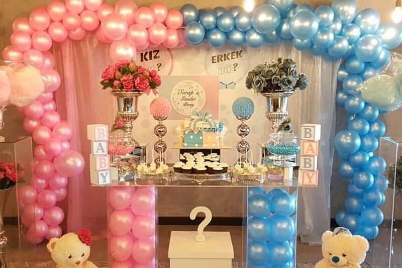 Hayaller Dükkanı 1 Yaş Doğum Günü Süsleri